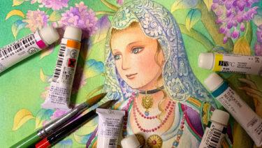 絵画・イラストの技法